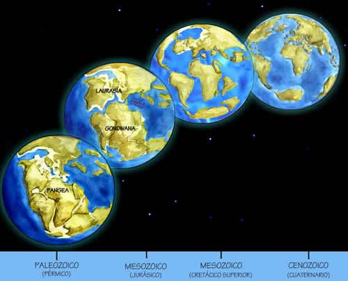 De les edats de la Terra