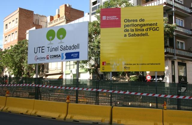 Sabadell: cruïlla o bifurcació?