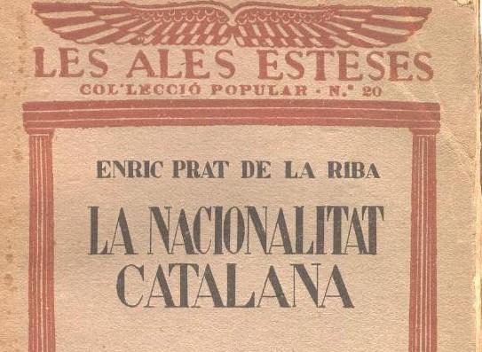 100 anys de la Mancomunitat de Catalunya