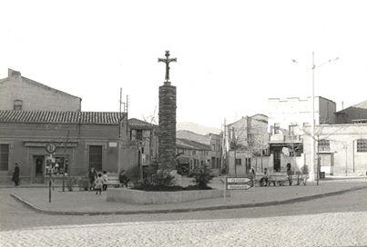 La Plaça de la Creu Alta
