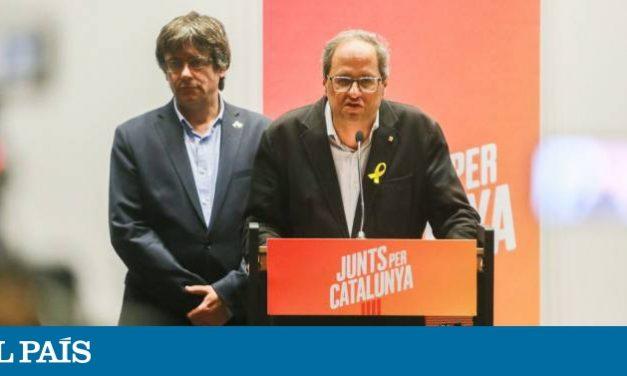 'Elecciones bajo sentencia', per Josep Ramoneda