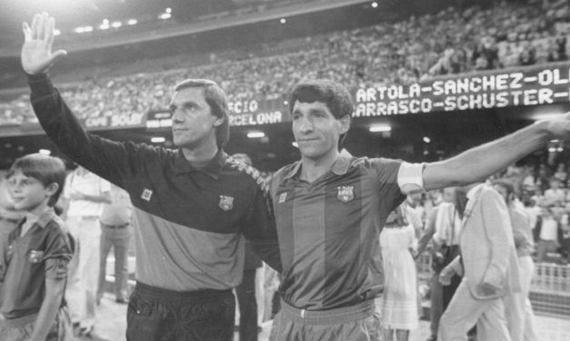 Antonio Olmo: Obrer de l'esport