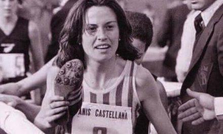 Carme Valero: Córrer sense mai defallir