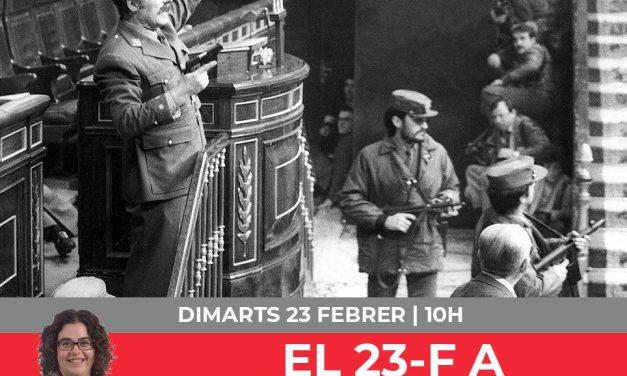 El 23-F a Ràdio Sabadell