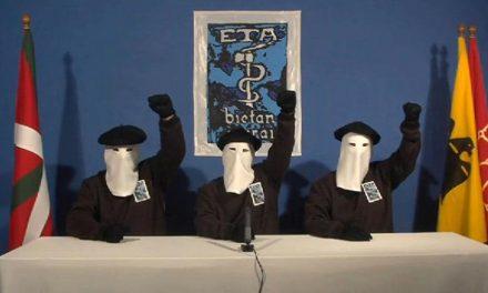 I de les 'x' d'ETA què?