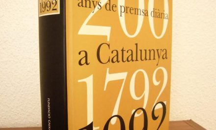200 anys de premsa diària a Catalunya
