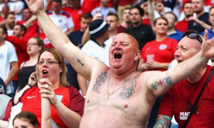 """Inglaterra, país hooligan'"", per John Carlin"