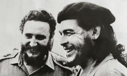 Fidel Castro, per Antoni Traveria
