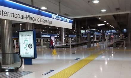 Sabadell. Estació central