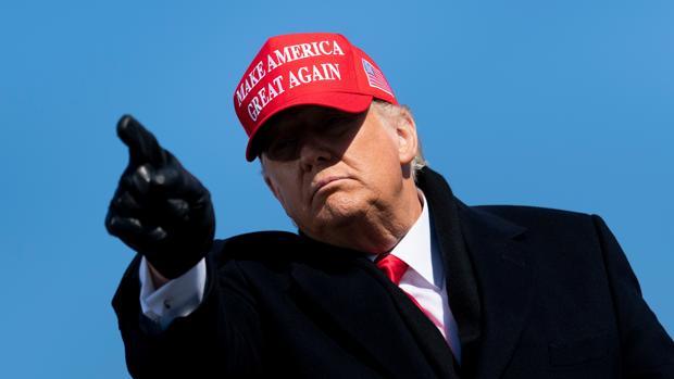 Una bona notícia sobre Trump…